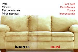 Cum sa cureti canapeaua din living pentru a-i prelungi viata si pentru a obtine un aspect nou