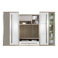 Biblioteca Roma – Mobila Living 300 x 194 x 53 cm