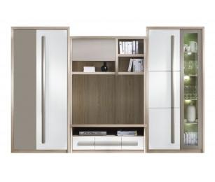 Biblioteca Roma - Mobila Living 300 x 194 x 53 cm