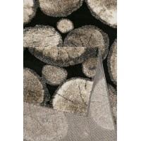 Covor Dreptunghiular Modern & Geometric Logs Bej - C03-0921501