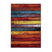 Covor Dreptunghiular Modern & Geometric Tinto Multicolor - C04-011408