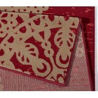 Covor Dreptunghiular Oriental & Clasic Gloria Rosu - C04-471313
