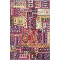 Covor Dreptunghiular Patchwork Cato Multicolor - C544-496408