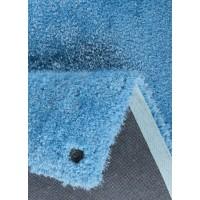 Covor Dreptunghiular Shaggy Soft Albastru - C44-1013574