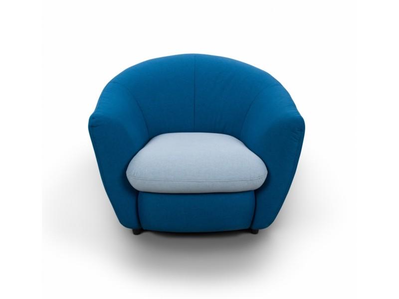 Fotoliu Simplu - Nimbus - Culoare Albastru