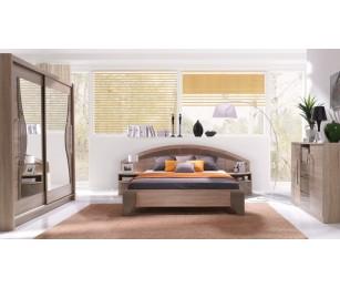 Dormitor Complet Premium - Dome Sonoma