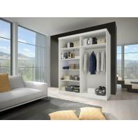 Dressing Bella 03 Sonoma - Dulap/Sifonier 218x183x61 cm