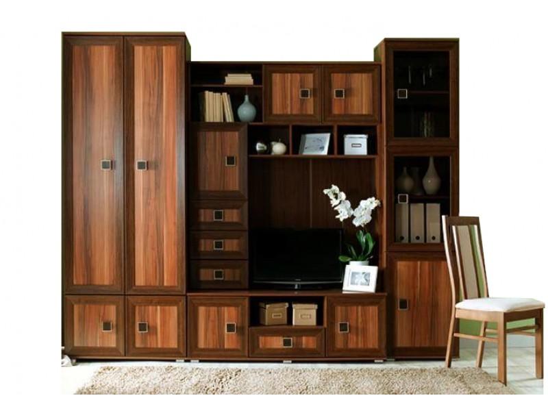 Biblioteca Jawa – Mobila Living 260 x 215 x 53 cm