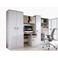 Biblioteca Macius - Mobila Living 305 x 197 x 52 cm