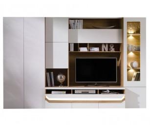 Biblioteca Madryt - Mobila Living 308 x 197 x 58 cm