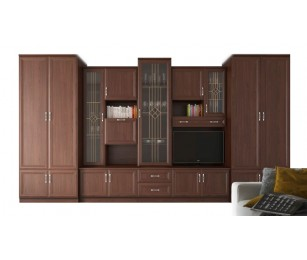 Biblioteca Magnat - Mobila Living 386 x 212 x 54 cm