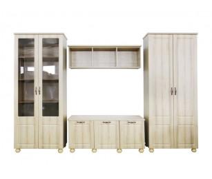 Biblioteca Dynasty - Culoare Sonoma - Mobila Living-Sufragerie