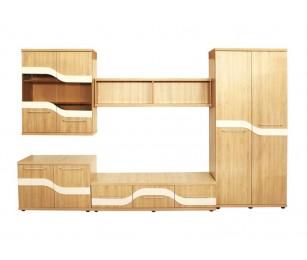 Biblioteca Sigma - Culoare Sonoma - Mobila Living-Sufragerie