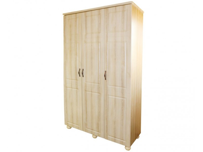 Dulap Haine - Dynasty 3 Sonoma - Dressing Sifonier - Latime 138 cm