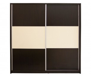 Dulap Haine - Milano Wenge - Dressing Sifonier - Latime 206 cm