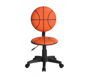 Scaun Birou Copii - US88 Basketball - Culoare Maro