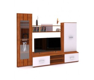 Biblioteca Patrisia - Mobila Living - 235x50x186cm